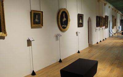 Le portrait à l'honneur au musée du château