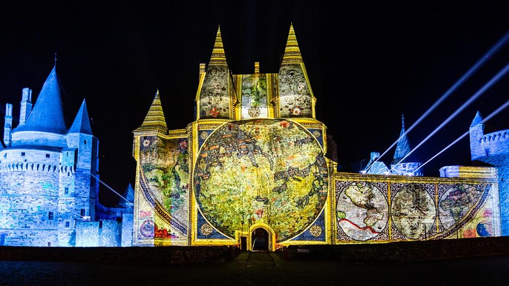 Noel Vitré À Vitré pour fêter Noël | Châteaux et musées de Vitré