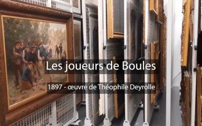 Découvrez les collections du musée en vidéo
