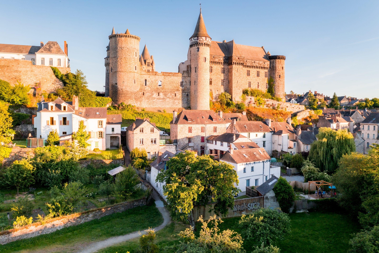 Château de Vitré © Vitré Communauté - Loïc Lagarde